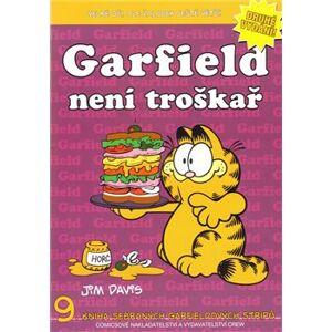 Garfield není troškař. Garfield 9. - Jim Davis