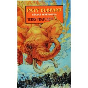 Pátý elefant - Terry Pratchett