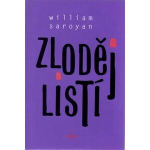 Zloděj listí - William Saroyan