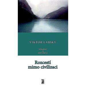 Rozcestí mimo civilizaci - Viktor Labský