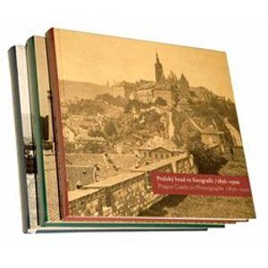 Komplet - Pražský hrad ve fotografii