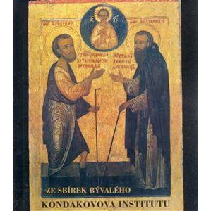 Ze sbírek bývalého Kondakovova institutu - Hana Hlaváčková