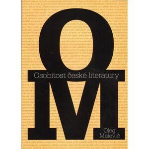 Osobitost české literatury - Oleg Malevič