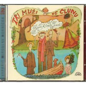 Tři muži ve člunu, CD - Jerome Klapka Jerome