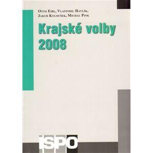 Krajské volby 2008 - Jakub Kyloušek, Otto Eibl, M. Pink, Havlík