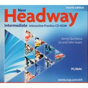 New Headway Intermeditate the Fourth Edition - Interactive Practice ROM - Liz Soars, John Soars (1xCD-ROM)