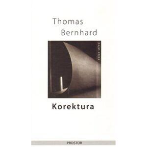 Korektura - Thomas Bernhard