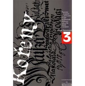 Kořeny 3. díl - Alois Sassmann