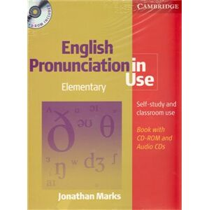 English Pronunciation in Use Elementary with answers and CDROM/audio CDs - Sylvie Donna, Jonathan Marks