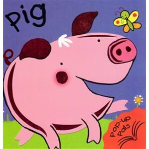 Pig - Pop Up Book