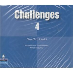 Challenges 4 - Michael Harris, David Mower, Anna Sikorzyńska (3xCD)