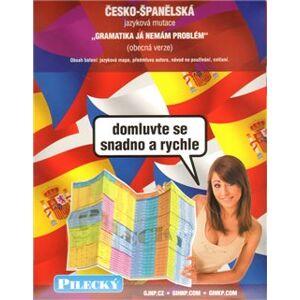Jazyková mapa: česko-španělská - obecná