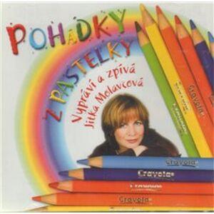 Pohádky z pastelky, CD - Jitka Molavcová