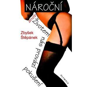 Nároční aneb životem nás provází pokušení - Zbyněk Štěpánek