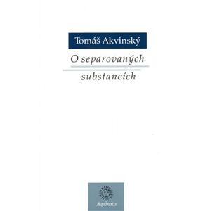 O separovaných substancích - Tomáš Akvinský