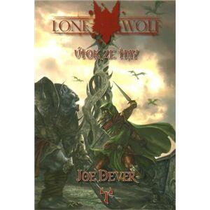 Útok ze tmy. Lone Wolf 1. - Joe Dever