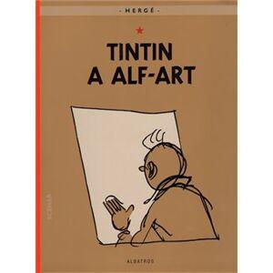 Tintin 24 - Tintin a alf-art - Hergé
