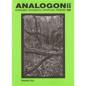 Analogon 66. Surrealismus - Psychoanalýza - Antropologire- Příčné vědy