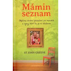 Mámin seznam - St John Greene