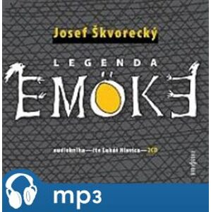 Legenda Emöke, mp3 - Josef Škvorecký