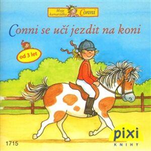 Conni se učí jezdit na koni. Dobrodružství s Conni
