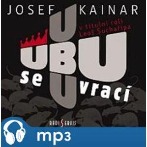 Ubu se vrací, mp3 - Josef Kainar