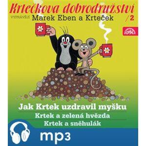 Krtečkova dobrodružství 2, mp3 - Hana Doskočilová