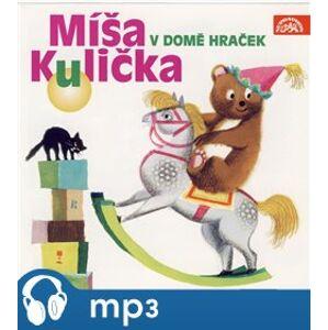 Kulička v domě hraček, mp3 - Josef Menzel