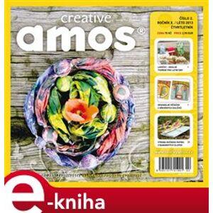 Creative Amos 02/2013 LÉTO. pro rodinné tvoření nejen s dětmi e-kniha