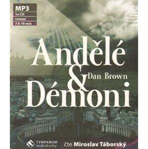 Andělé a démoni, CD - Dan Brown