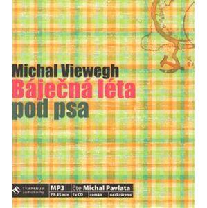 Báječná léta pod psa, CD - Michal Viewegh