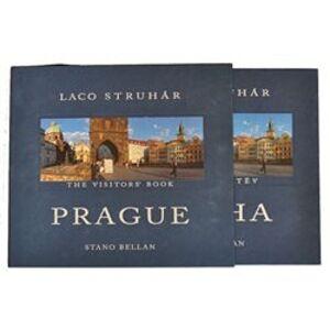 Kniha návštěv - Praha - Stano Bellan