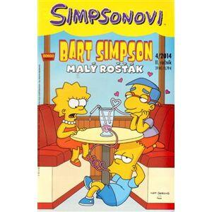 Bart Simpson 8 4/2014: Malý rošťák - kol.