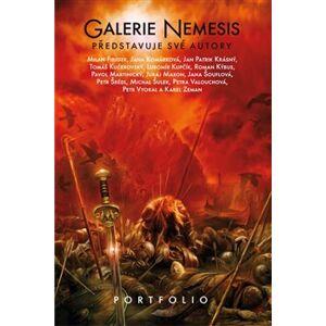 Galerie Nemesis představuje své autory. Portfolio - kol.