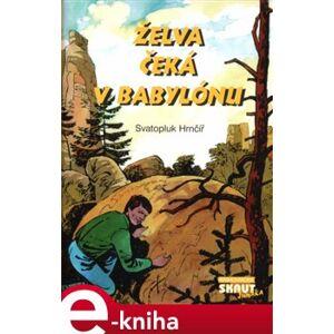 Želva čeká v Babylónu - Svatopluk Hrnčíř e-kniha