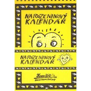 Narozeninový kalendář - Honza Volf