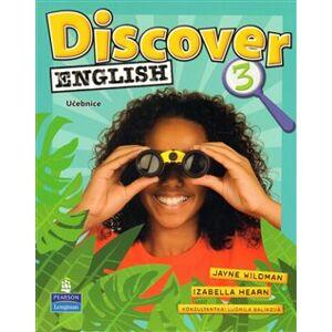 Discover English 3 Students Book CZ Edition - Jayne Wildman