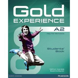 Gold Experience A2 Students Book with DVD-ROM - Suzanne Gaynor, Kathryn Alevizos