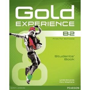Gold Experience B2 Students Book with DVD-ROM - Lynda Edwards, Mary Stephens
