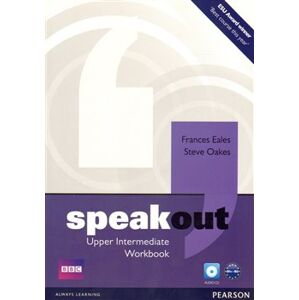 Speakout Upper Intermediate Workbook No Key and Audio CD Pack - Frances Eales, Steve Oakes