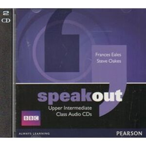 Speakout Upper Intermediate Class CD - Frances Eales, Steve Oakes
