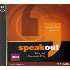 Speakout Advanced Class CD - Antonia Clare, J.J. Wilson