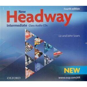 New Headway Fourth Edition Intermediate Class Audio CDs /3/ - Liz Soars, John Soars