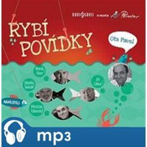 Rybí povídky, mp3 - Ota Pavel