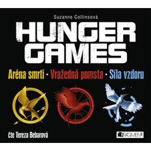 Hunger Games, CD - Suzanne Collins