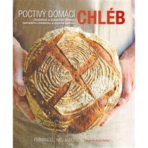 Poctivý domácí chléb - Emmanuel Hadjiandreou