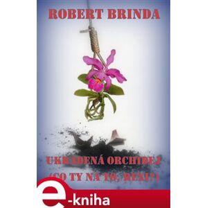 Ukradená orchidej. Co ty na to Rexi? - Robert Brinda e-kniha