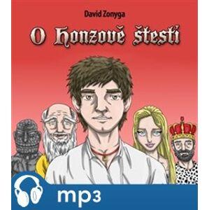 O Honzově štěstí, mp3 - David Zonyga