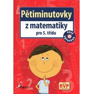 Pětiminutovky z matematiky pro 5. třídu - Petr Šulc
