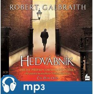 Hedvábník, mp3 - Robert Galbraith
